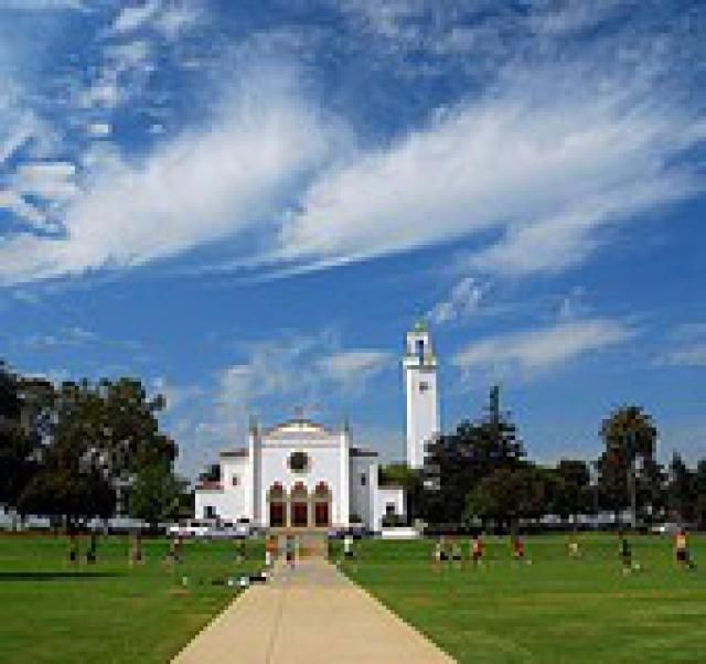 30 Top Ranking West Coast Colleges and Universities: Loyola Marymount University