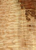 picture of quilted big leaf maple lumber