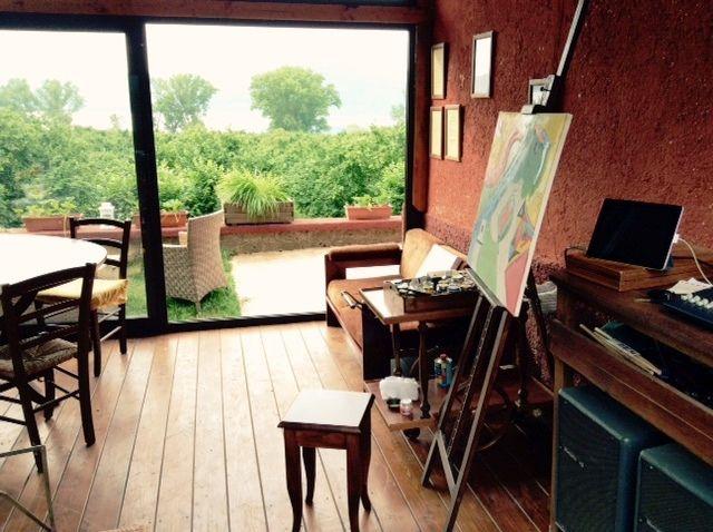 B&B La finestra sul Lago- Ronciglione- Il luogo ideale per  rilassarti  #dipingere
