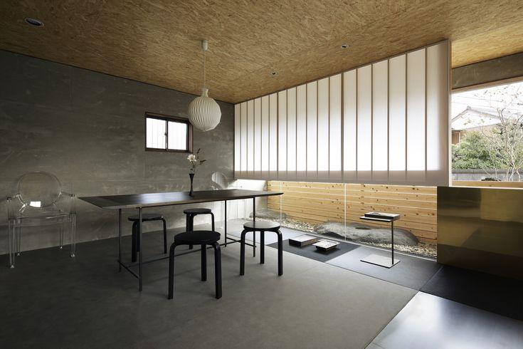 Enzo. Gallery and Office,© Masato Kawano / Nacasa & Partners