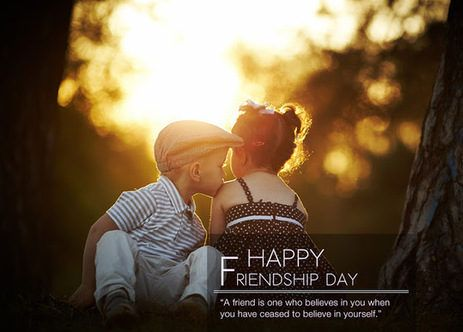 Special Friendship Day wishes for girlfriend