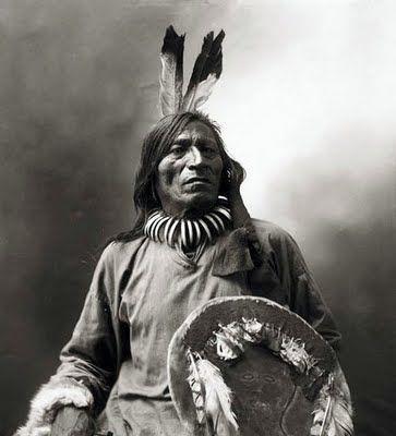Fool Bull of the Sicangu Lakota Sioux tribe, late 1800s.