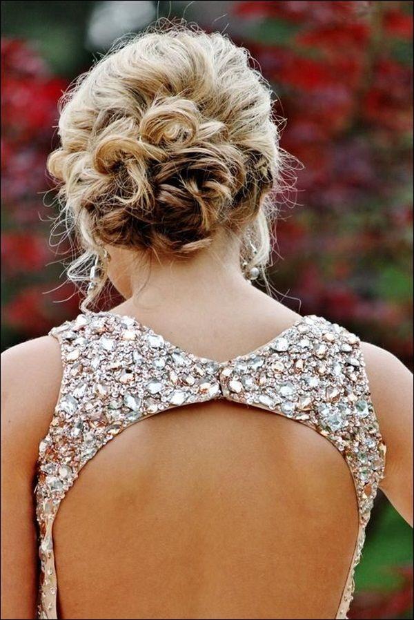 50 Elegant Wedding Updos For Long Hair and Short Hair   http://fashion.ekstrax.com/2013/08/50-elegant-wedding-updos-for-long-hair-and-short-hair.html