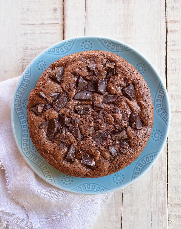Torta chocolate sin gluten