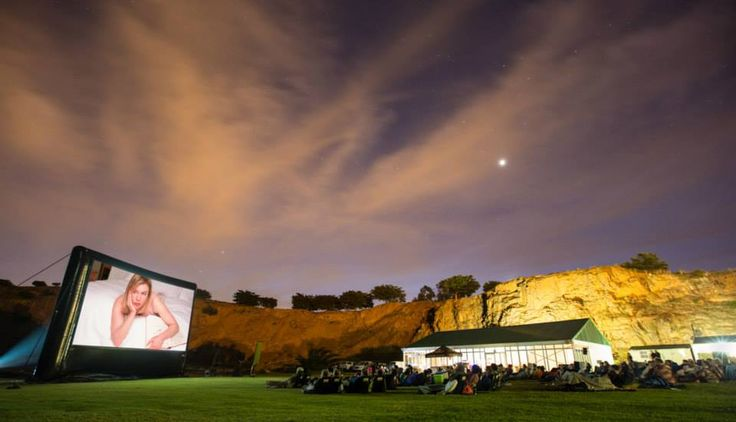 The Galileo Open Air Cinema will be screening favorite classics at Hillcrest Quarry every Tuesday evening, under a magical ceiling of stars!    Why restrict yourself to indoor cinemas? With The Galileo, it's like going to a drive-in... with a picnic twist!  http://www.hillcrestfarm.co.za/_blog/Blog/post/watch-your-favorite-movies-under-the-stars/