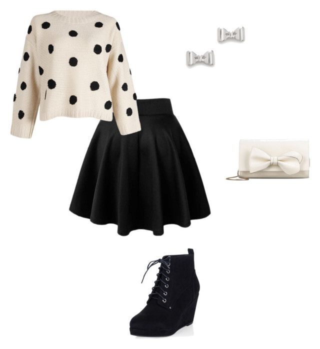 """""""Untitled #43"""" by paigiepeaches on Polyvore featuring RED Valentino, Marc by Marc Jacobs, women's clothing, women's fashion, women, female, woman, misses and juniors"""