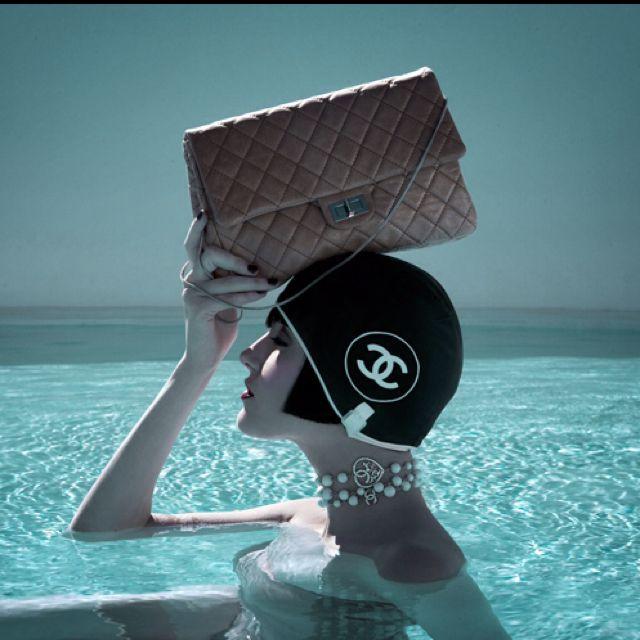Classic @Chanel ... #Fashion #Photography #Chanel