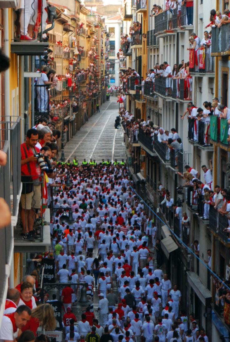 Votación popular – Fotografía San Fermín | Fotografía San Fermin