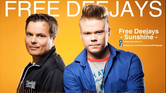 Free Deejays - Sunshine | MusicLife