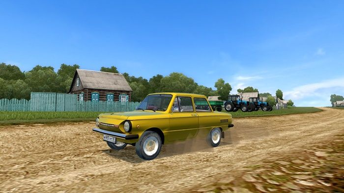 City Car Driving 1 5 7 Zaz 968m Car Mod Download City Car Small Luxury Cars Car Mods
