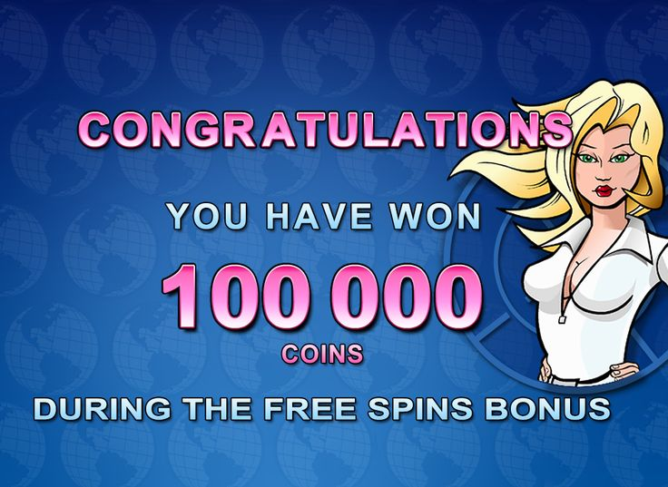 This is no #joke you can win up to 100 000 coins during the Free Spins Bonus