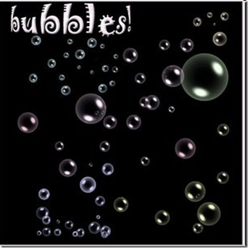 400 Bubble Brushes Free Download