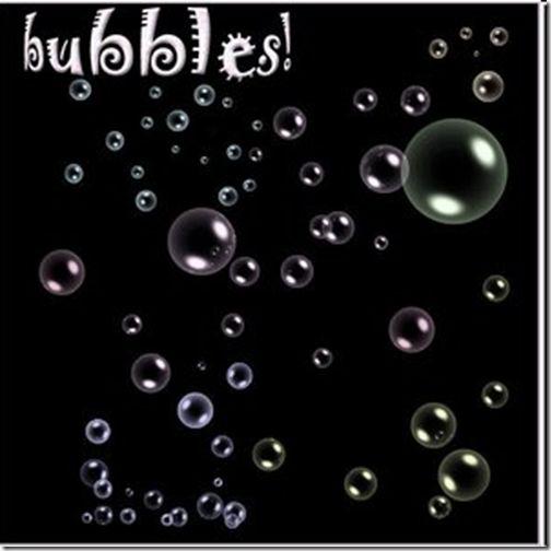 400 Bubble Brushes Free Download   digital freebies   Pinterest   Bubbles