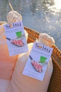 Solay Wellness 5Lbs Bulk Coarse Himalayan Bath Salts by Solay Wellness. $40.25. Solay Himalayan Salt is an ancient treatment with amazing results for todayÆs health issues. Solay Himalayan Bath Salt Crystals contain 84 essential minerals, more than any other salt, such as magnesium, potassium, bromide, and calcium are readily absorbed into the skin. Naturally harvested from mineral-rich ocean waters that dried and crystallized 250 million years ago. Natural Himalayan salt ...