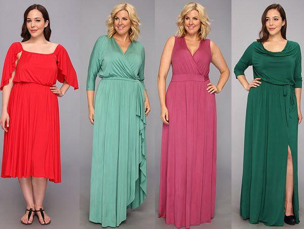 rochii elegante pentru seara masuri mari. modele midi si lungi