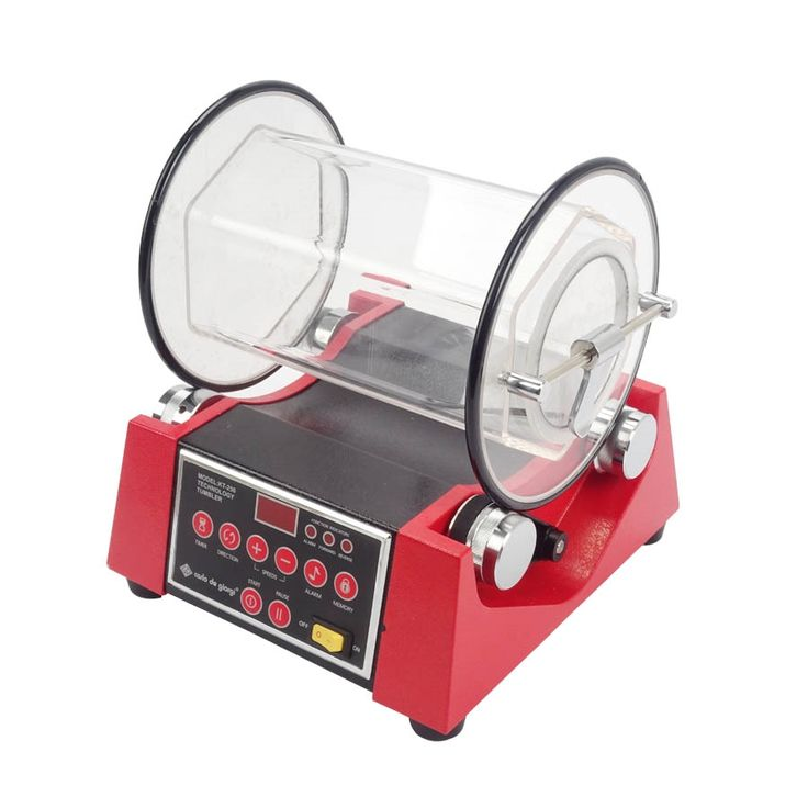 208.22$  Watch here - http://alimmc.worldwells.pw/go.php?t=32703517053 - kt250 Jewelry Diamond Lapidary polisher jewelry Rotary Tumbler Variable Speed Time Tumbling 0-60 minutes,digital rotary tumbler