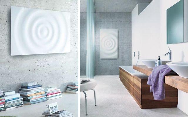 Ideas para decorar con radiadores modernos radiadores for Decorar radiadores