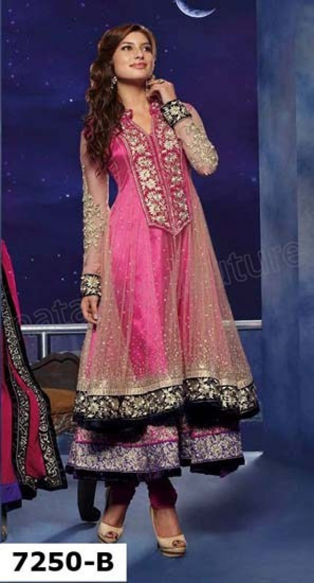 Spring Shalwar Kameez Collection 2013 by Natasha Couture | Best Indian Fashion Magazine|Latest Indian Fashion Trends|Indian Fashion News