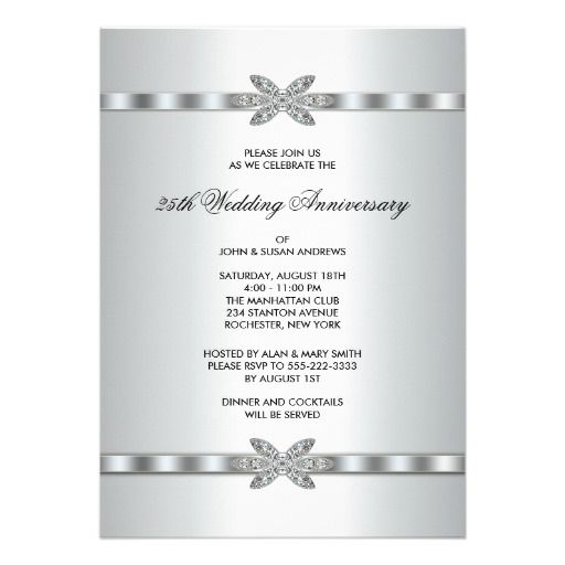 the 25+ best ideas about wedding anniversary invitations on, Wedding invitations
