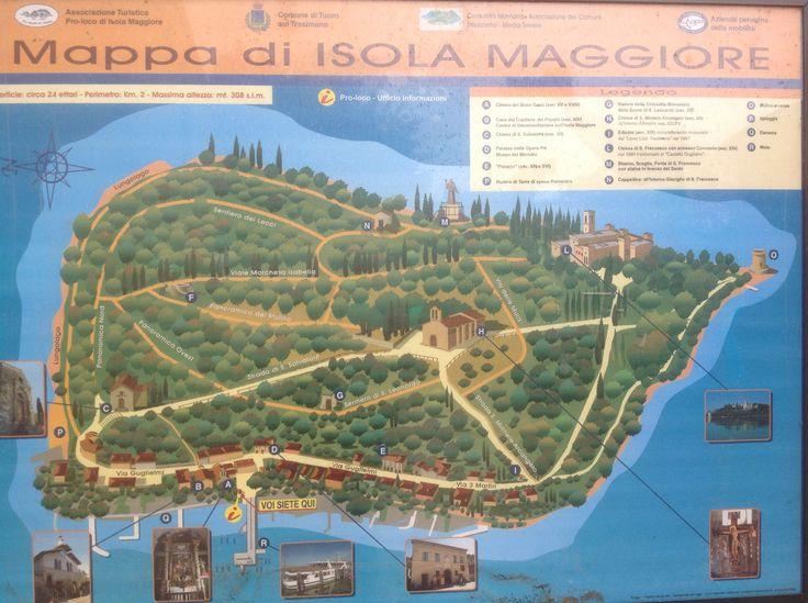 Isola Maggiore - Lago Trasimeno