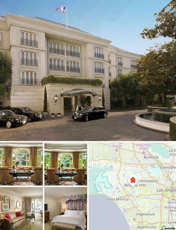 The Peninsula Beverly Hills (Beverly Hills, EUA)