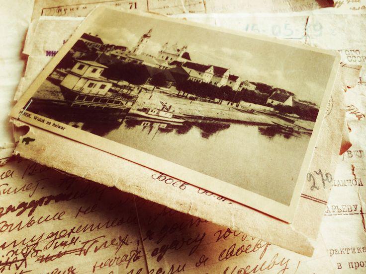 World War postcards