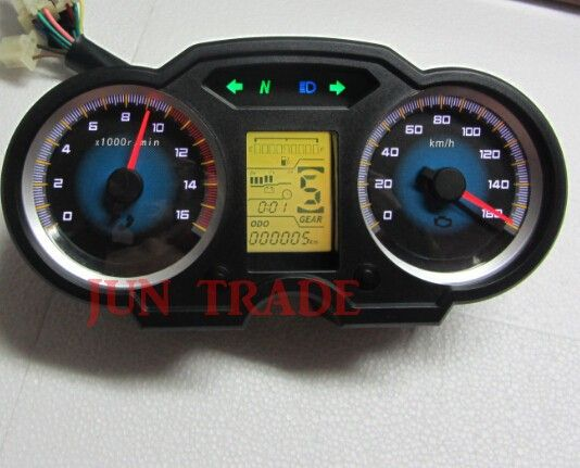 Free shipping, $99.29/Piece:buy wholesale motorcycle tachometer speedometer fuel meter universal aguge speedometer kit speedometer auto speedometer auto from DHgate.com,get worldwide delivery and buyer protection service.