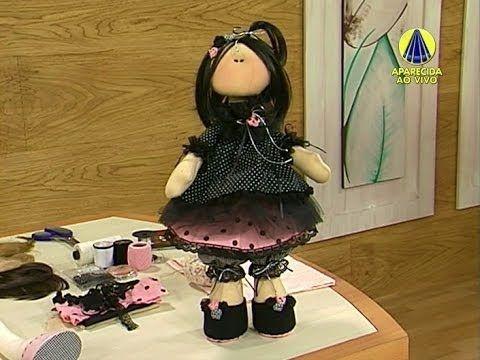 Sabor de Vida | Menina Russa de Natal por Andrea Malheiros - 18 de Novembro de 2013 - YouTube