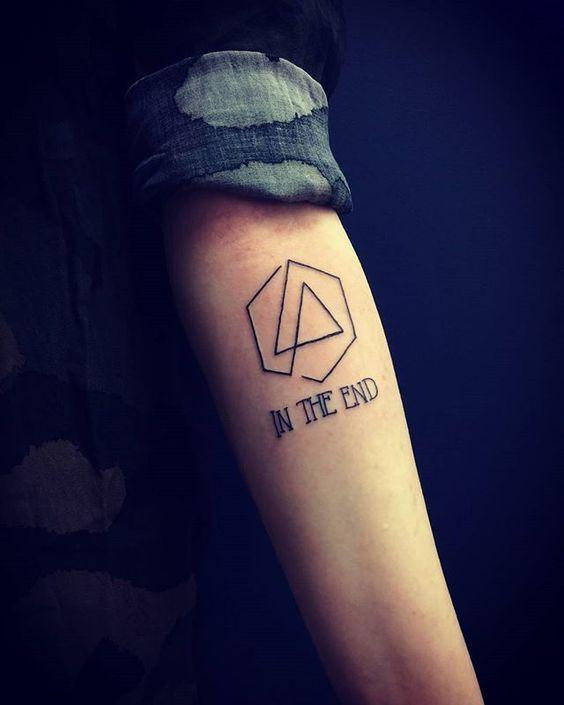 21 Best Linkin Park Tattoo Images On Pinterest