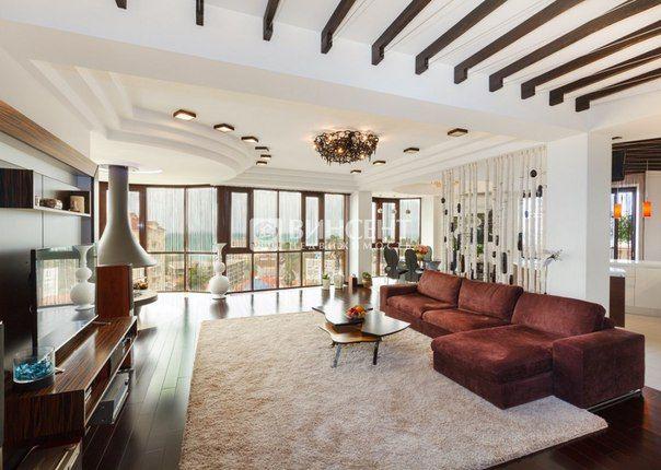 Обратите внимание на эту просторную и роскошную квартиру! Изящные линии, стильные предметы интерьера и элегантные детали - второй такой квартиры просто-напросто не существует!  Приглашаем увидеть все фото: http://lnk.al/AQk..   #недвижимость #сочи #винсент