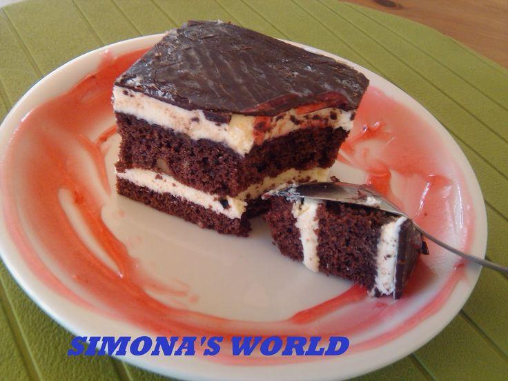 Simona's World: Prajitura Clujeanca
