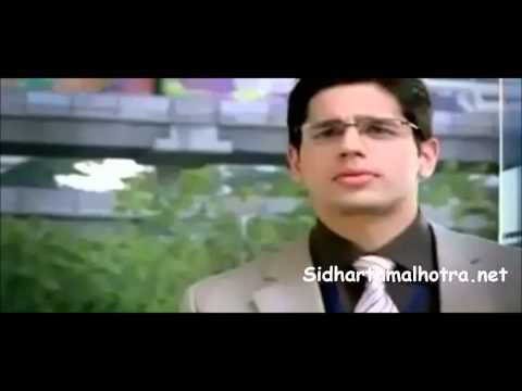 Sidharth Malhotra First Commercial Advertisement - YouTube