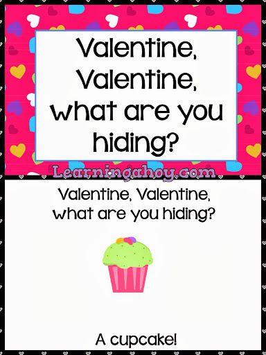 Learning Ahoy!!: Valentine, Valentine Freebie!