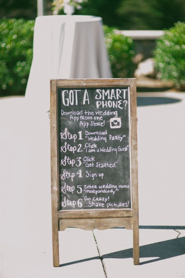 10 Clever DIY Projects for the Tech-Savvy Bride + Groom - Wedding Party