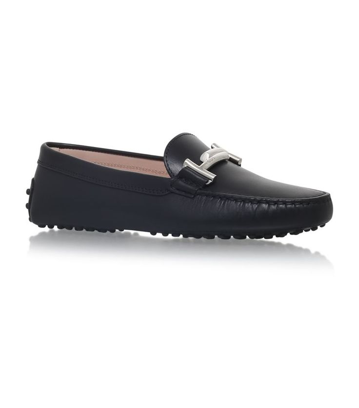 TOD'S-Gommino Maxi Dopia Driving Shoes