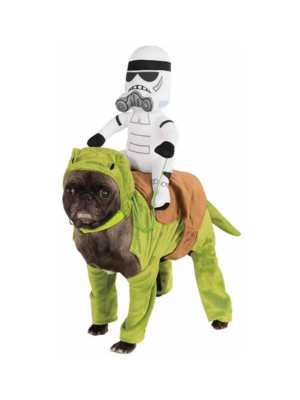 Quereis Comprar Un Disfraz De Dewback Star Wars Para Perro Barato