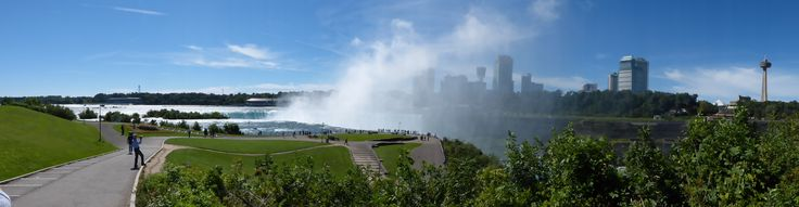 City of Niagara Falls, NY in New York