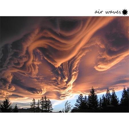 Storm Clouds by Vincent van Gogh