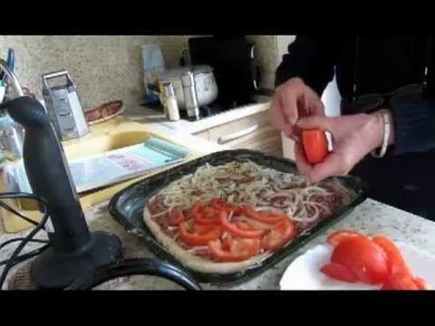 Рецепт теста для мясного пирога