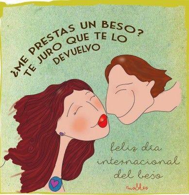 dia mundial del beso robado 28 agosto