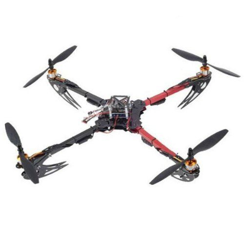 how to make a quadcopter frame