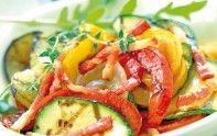 Nous vous proposons de préparer une assiette de légumes grillés. C'est facile à faire, équilibré et délicieux.