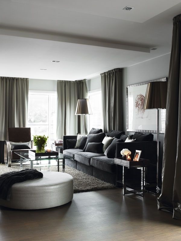 Gray Living Rooms Image Review
