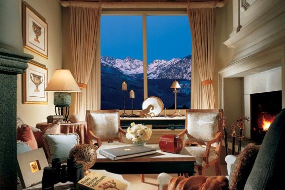 The Lodge at Vail, Colorado luxury ski resort