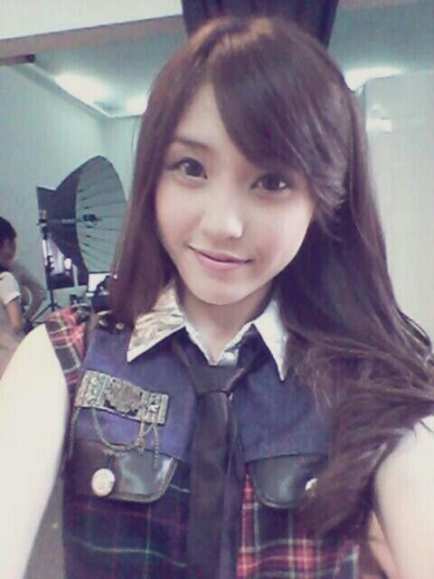 Beautiful girl jkt48