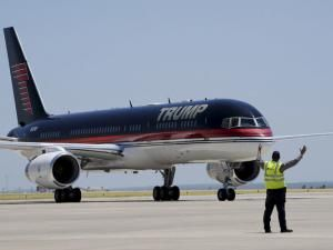 Trump Force One ,Tycoon fined for air pollution by British Environment Agency !!! • Hellocoton.fr