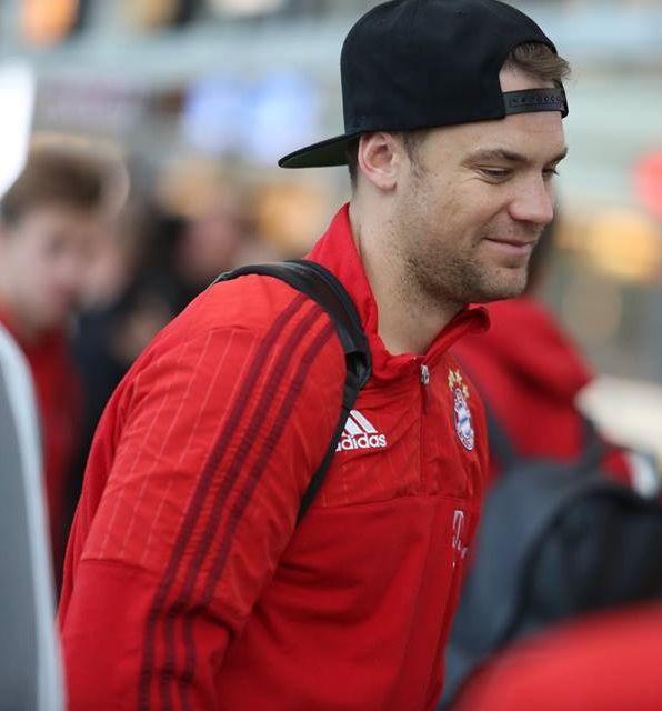Manuel Neuer \ Fc Bayern