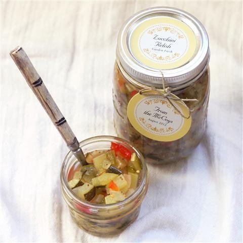 Zucchini Relish Recipe (5)