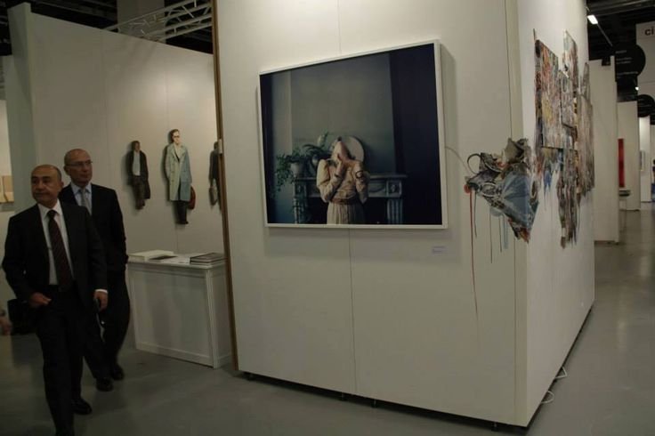 ANNA NOVA ART GALLERY (Moskow) at CONTEMPORARY ISTANBUL (2013)