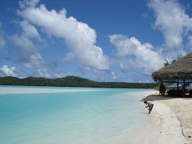 A Cook Islands Honeymoon